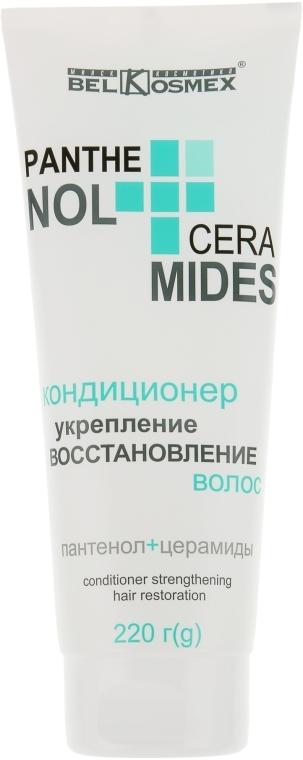 """Кондиционер """"Восстановление волос"""" - BelKosmex Panthenol+Ceramides Conditioner"""