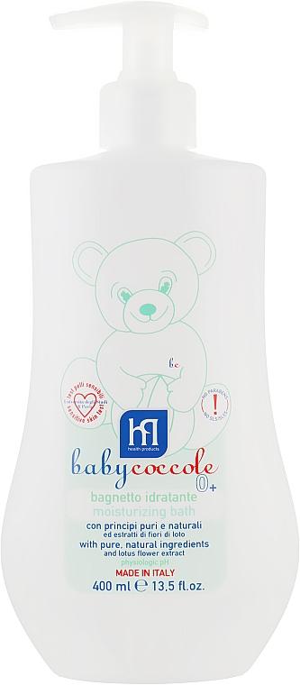 Нежная расслабляющая пена для ванны - Babycoccole