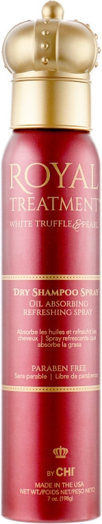 РАСПРОДАЖА Сухой шампунь-аэрозоль - CHI Dry Shampoo