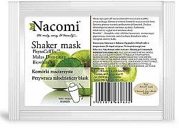 """Духи, Парфюмерия, косметика Альгинатная маска для лица """"Яблоко"""" - Nacomi Shaker Mask"""