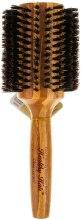 Духи, Парфюмерия, косметика Брашинг бамбуковый с натуральной щетиной, d.50 - Olivia Garden Healthy Hair Boar Eco-Friendly Bamboo Brush