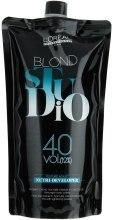Духи, Парфюмерия, косметика Питательный кремовый проявитель для осветленных волос 12% - L'Oreal Professionnel Blond Studio Creamy Nutri-Developer Vol.40