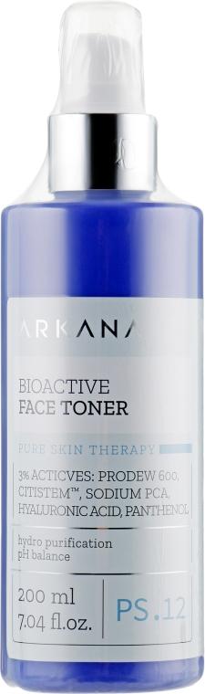 Биоактивный тоник для лица - Arkana Bioactive Face Toner