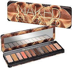 Духи, Парфюмерия, косметика Палетка тіней для повік - Urban Decay Naked Reloaded Eyeshadow Palette