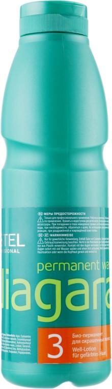 Биоперманент для окрашенных волос - Estel Professional Niagara Bio Permanent number 3