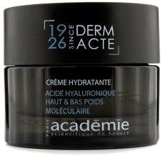 Духи, Парфюмерия, косметика Увлажняющий крем с гиалуроновой кислотой - Academie Derm Acte Cream Hidratante