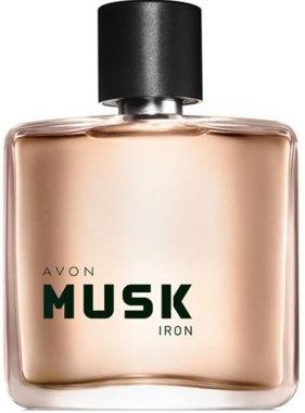 Avon Musk Iron - Туалетная вода