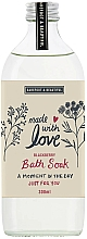 Духи, Парфюмерия, косметика Лосьон для ванны - Bath House Bath Soak Made With Love Blackberry