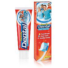 """Духи, Парфюмерия, косметика Зубная паста """"Комплексная защита и отбеливание"""" - Dental Family Total Whitening"""