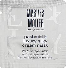 Духи, Парфюмерия, косметика Интенсивная шелковая маска - Marlies Moller Pashmisilk Silky Cream Mask (пробник)