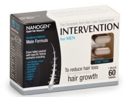 Духи, Парфюмерия, косметика Специальный комплекс для мужчин - Nanogen Expert Hair Research Intervention For Men