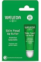 Духи, Парфюмерия, косметика Масло для губ - Weleda Skin Food Lip Butter