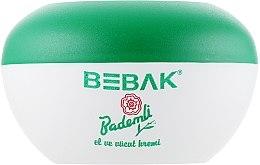 Духи, Парфюмерия, косметика Крем для рук и тела с экстрактом миндаля - Bebak Laboratories Moisturizing Cream With Almond Oil Hand&Body