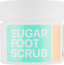 Духи, Парфюмерия, косметика Сахарный скраб для ног - Kodi Professional Sugar Foot Scrub