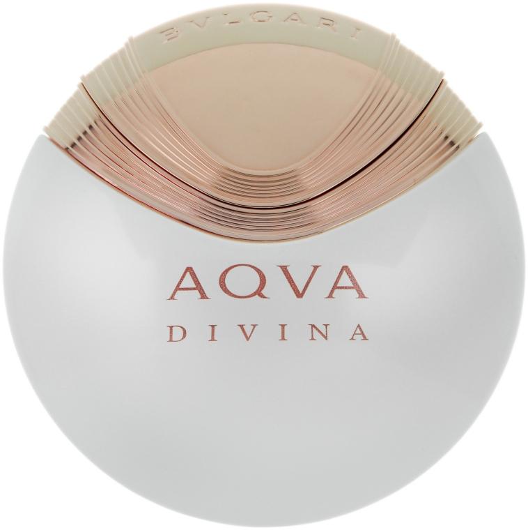 Bvlgari Aqva Divina - Туалетная вода (тестер с крышечкой)