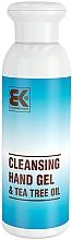 Духи, Парфюмерия, косметика Гигиенический гель для рук - Brazil Keratin Tea Tree Oil Cleansing Hand Gel