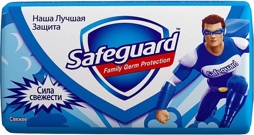 """Мыло с антибактериальным действием """"Сила свежести"""" - Safeguard Active Soap"""