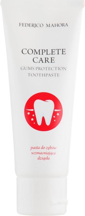 Зубная паста для укрепления десен - Federico Mahora Complete Care — фото N2