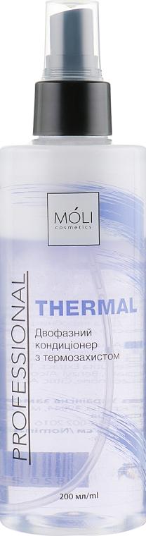 Двухфазный кондиционер-спрей с термозащитой - Moli Cosmetics Thermal Spray