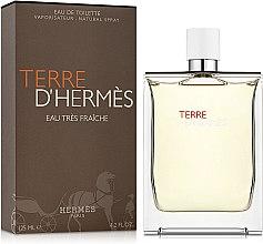 Духи, Парфюмерия, косметика Hermes Terre d'Hermes Eau Tres Fraiche - Туалетная вода