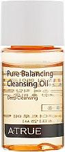 Парфумерія, косметика Гідрофільна очищувальна олія зі збалансованою формулою - A-True Pure Balancing Cleansing Oil (міні)