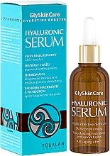 Духи, Парфюмерия, косметика Сыворотка с гиалуроновой кислотой - GlySkinCare Hyaluronic Serum