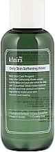 Духи, Парфюмерия, косметика Огуречный тоник-софтнер для лица - Klairs Daily Skin Softening Water