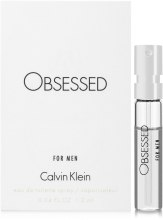 Calvin Klein Obsessed for Men - Туалетна вода — фото N1