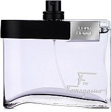 Духи, Парфюмерия, косметика Salvatore Ferragamo Ferragamo F by Homme BLACK - Туалетная вода (тестер без крышечки)