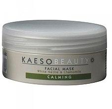 Духи, Парфюмерия, косметика Питательная маска для чувствительной кожи лица - Kaeso Calming Mask