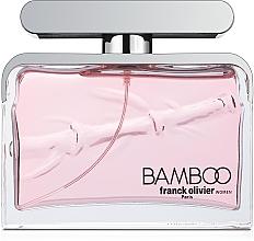 Духи, Парфюмерия, косметика Franck Olivier Bamboo For Women - Парфюмированная вода