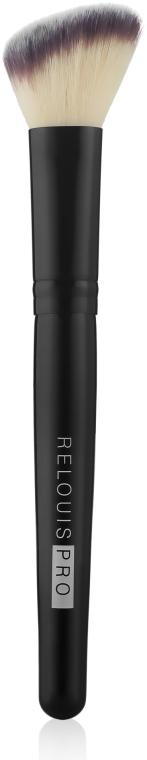 Кисть для контурирования - Relouis Pro Contouring Brush