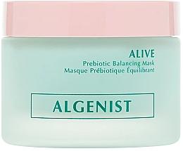 Духи, Парфюмерия, косметика Балансирующая маска с пребиотиками для лица - Algenist Alive Prebiotic Balancing Mask