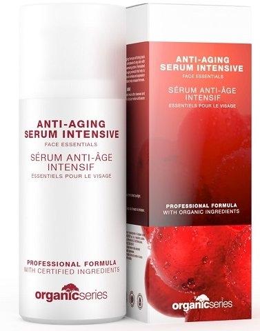 Интенсивная сыворотка против старения - Organic Series Anti-Aging Serum Intensive